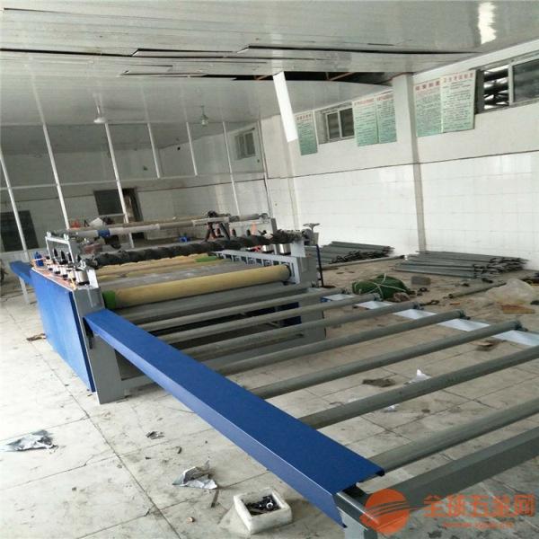 芝罘区 全自动pvc膜铝板覆膜机 MDF板材贴纸机