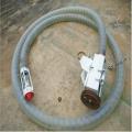 全自动小型输送上料机 车载绞龙式抽粮机 软管螺旋吸粮机