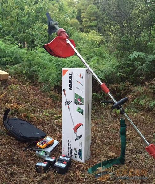 锂想锂电割草机便携轻巧型割草机园林工具