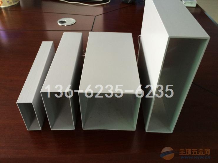 重庆餐厅大规格铝方管|木纹铝方管厂家
