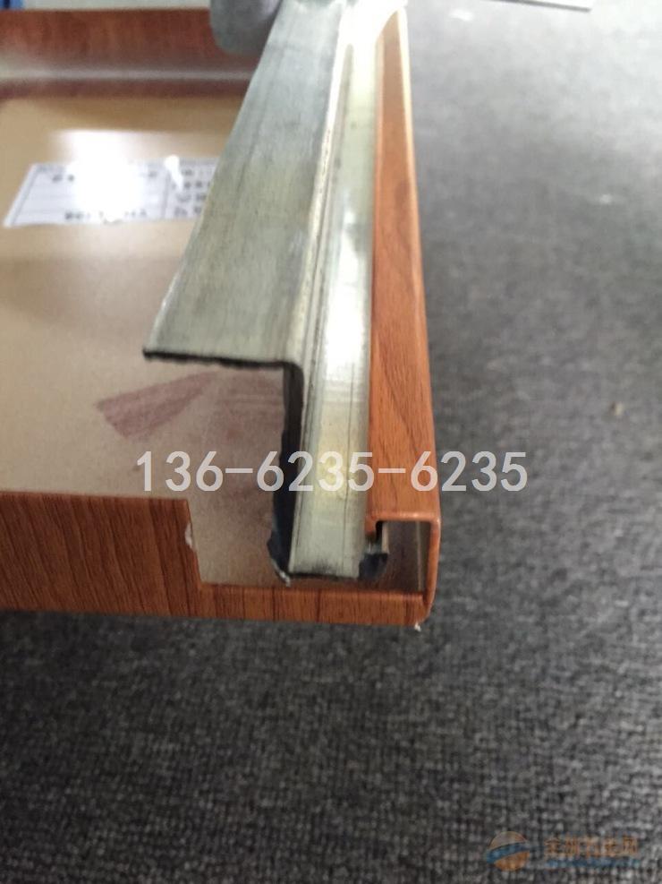 山东烟台本田4S店专用勾搭铝质跌级安装天花