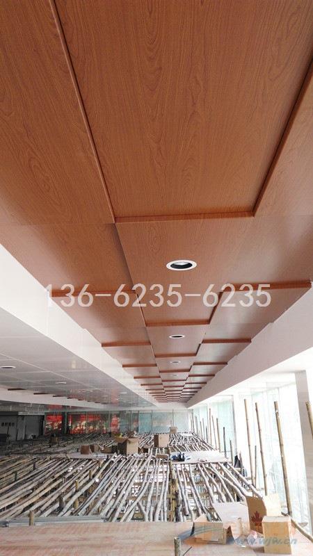 兰溪市工厂专业制造广本展厅4S店勾搭铝单板天花