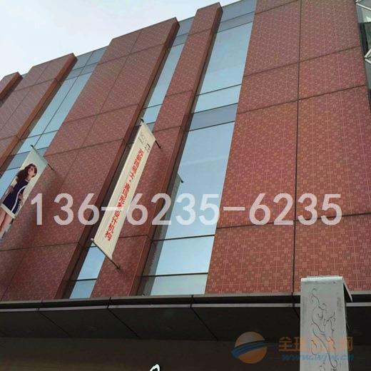 广州商场铝单板幕墙实体老厂规格齐全