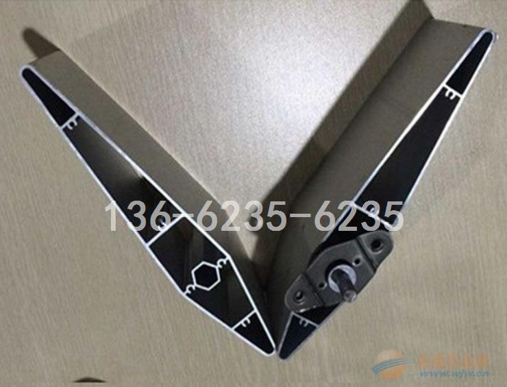 延安市提供优质高效东风日产庶阳拉丝银灰铝百叶幕墙