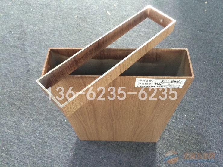 出口200*50*2.5mm铝材扁管生产厂家
