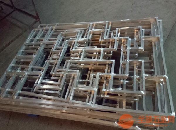 金华防盗铝窗花生产批发厂家质量可靠