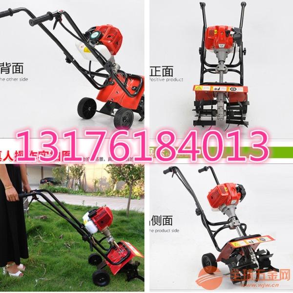 新款优质田园管理机 多用途柴油微耕机 可旋转式微耕机