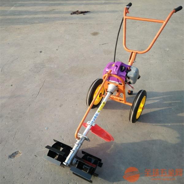 高效轻便耐用背负式旋耕除草机 省油省人工快速收割旋耕