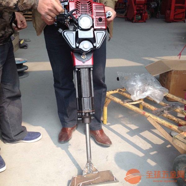 链条式手提铲式挖树机 移树机挖树机种类繁多高性能