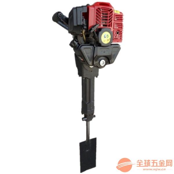 林业专用便携式链条挖树机 轻便灵活手提式挖树机 高品质起苗机