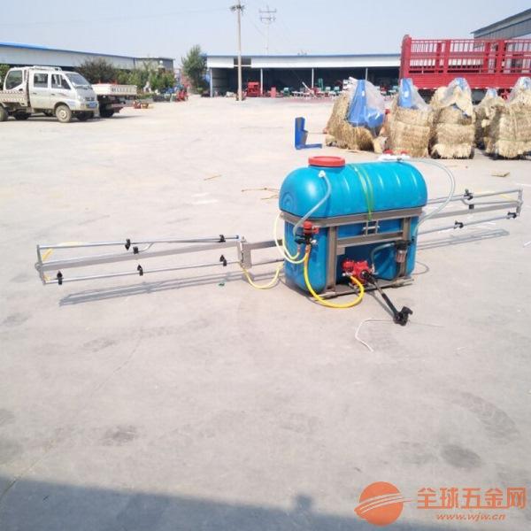 蔡甸区四轮车拖拉机后悬挂打药机 皮带式拖拉机喷雾器厂