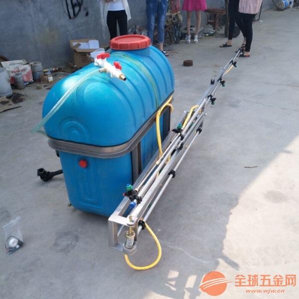 8米展臂悬挂打药机四轮悬挂喷药打药机 沈阳拖拉机喷雾