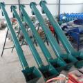 粉末上料机 绞龙提升机 螺旋提升机厂家 斗式螺旋上料机 垂直螺旋提升机