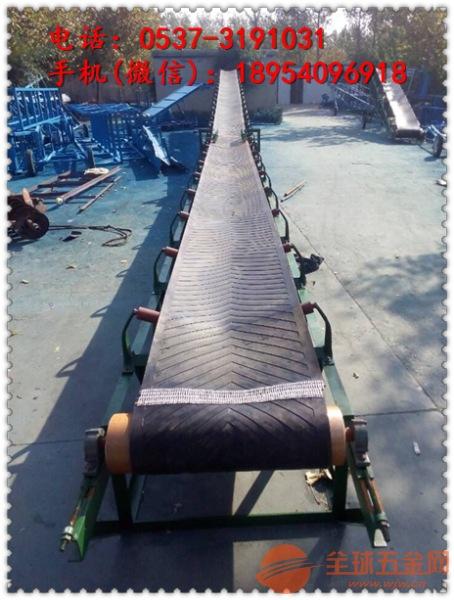 南宁倾斜使用的皮带运输机工作原理