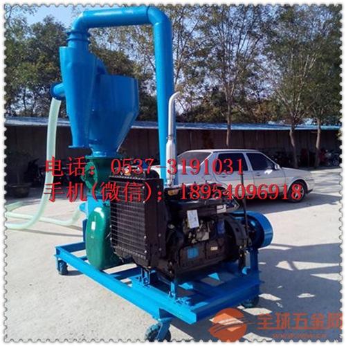 水泥散料高扬程气力输送机多少钱