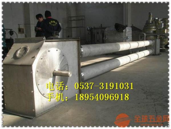 碳钢封闭式管链输送设备厂家