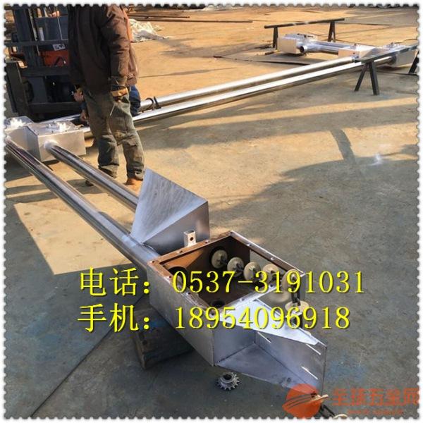储备库大型管链输送机加工厂