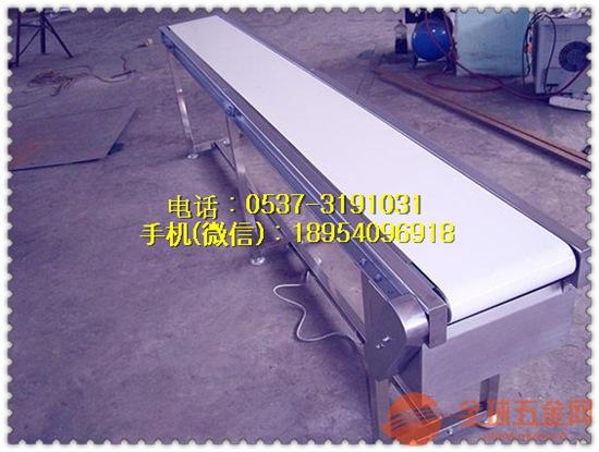 丽水10米包粮传送带 不同吨量输送机