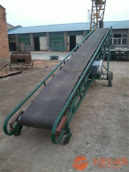 安庆爬坡式输送机