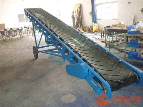 汕头伸缩式肥料皮带机详细参数