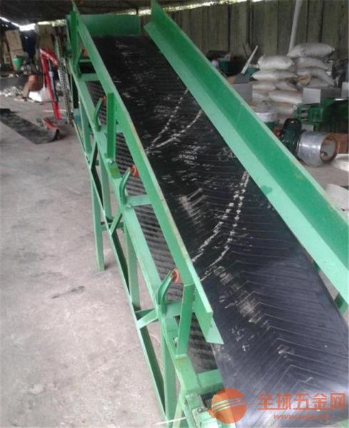 长距离皮带输送机不锈钢防腐节能型皮带输送机