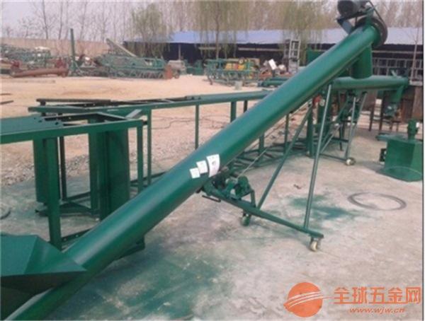 螺杆式提料机生产商 灌包用螺旋输送机原理