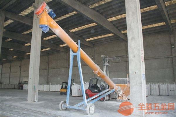 螺旋输送机厂家来图生产优质给料机