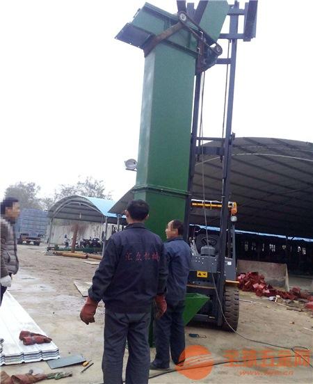 水下运行链板输送机技术参数变频调速食盐上料机