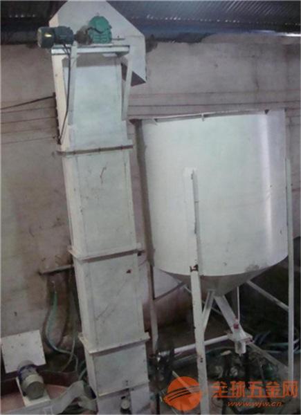 碎石垂直挖斗式上料机知名垂振动斗提机单斗提升机