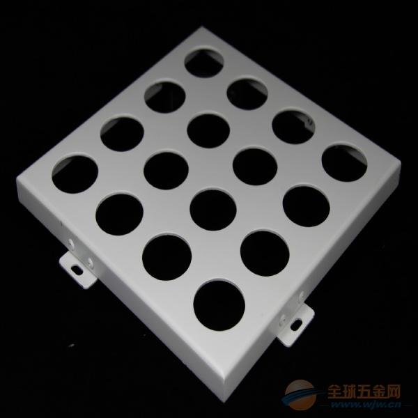 长沙市商业大厦木纹冲孔铝单板厂家批发