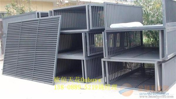 雕花铝单板空调罩生产厂家