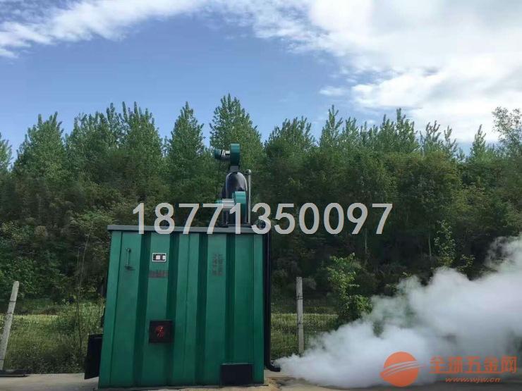 食用菌反烧节能灭菌锅炉