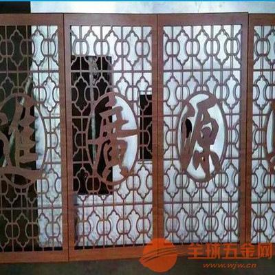 镂空雕花铝窗花 外墙造型雕花铝单板幕墙厂家