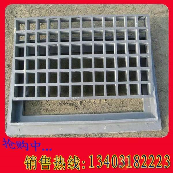 漯河玻璃钢格栅设备FRP阻燃网格栅板