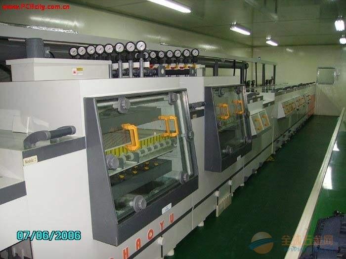 珠海市回收二手线路板设备