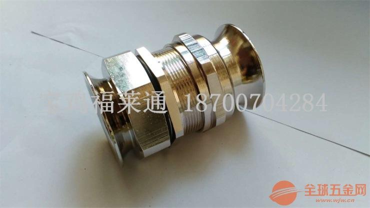 天津6分不锈钢锁紧电缆金属软管接头加工
