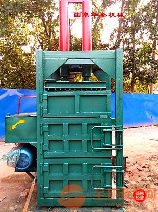 垃圾打包机立式压缩垃圾打包机供应商嘉峪关