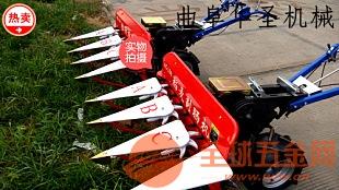 农业玉米割晒机柴油自走式收割机汉中