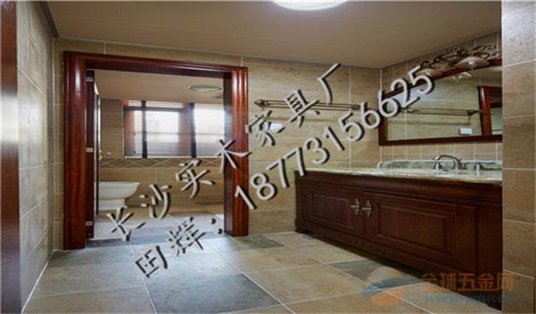 长沙整体原木家具定制油漆环保、原木衣柜、储物柜订制价格报价