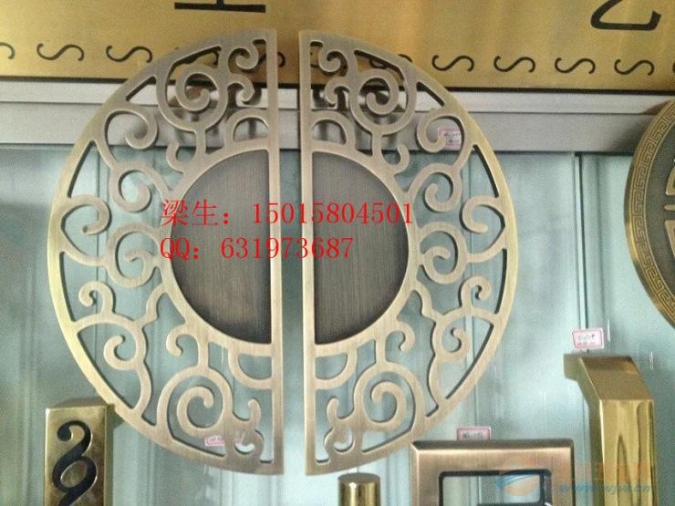 不锈钢玻璃门把手 酒店ktv推拉门