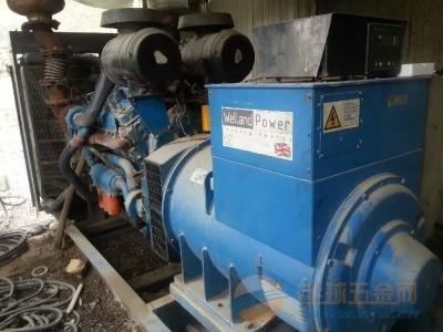 惠州惠阳区二手小松发电机高价收购专业估价