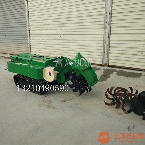 惠州柴油自走式旋耕机厂家新型自走式果园开沟机