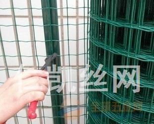 淇县果园铁丝网围挡怎么安装