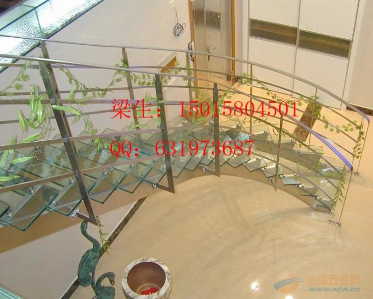 不锈钢垃圾桶 >定制双梁旋转楼梯