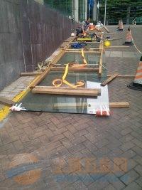 玻璃幕墙维修安装更换公司 外墙吊篮出租