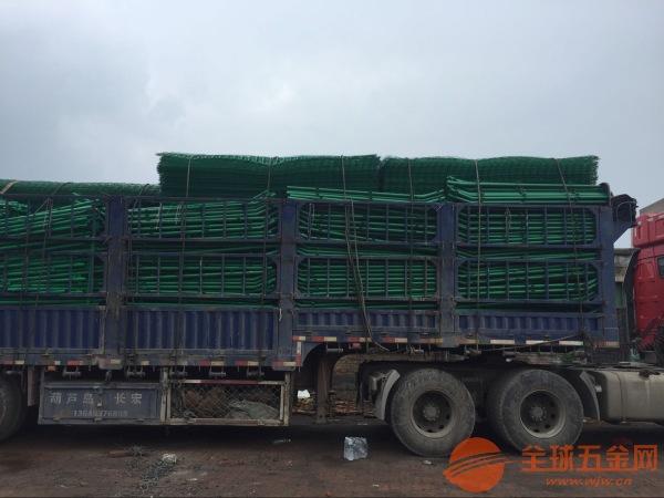 天水高速公路绿色护栏网价格