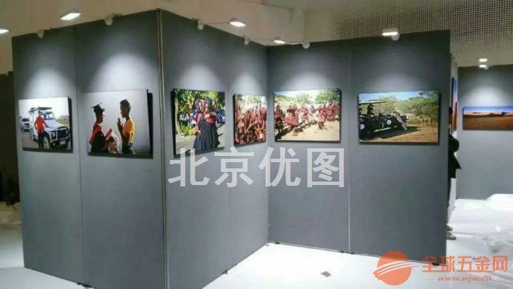 北京无缝艺术展板展墙租赁