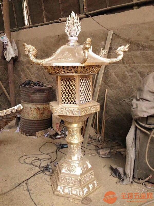 开封市铸造铜油灯厂家定制批发寺庙铜油灯铁油灯佛像香炉宝鼎千佛灯铜鼓
