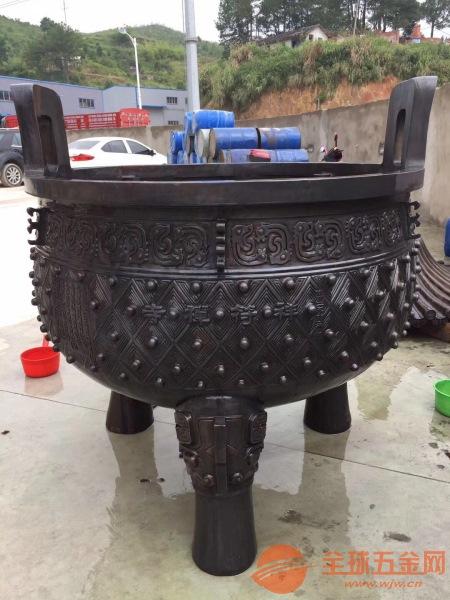 河南青铜鼎生产厂家专业品质服务一流