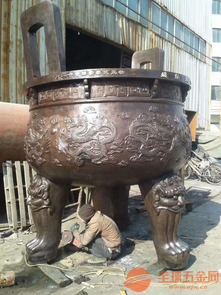 郑州青铜鼎生产企业